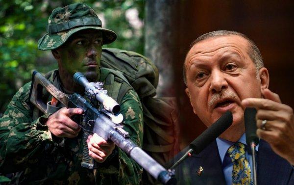 Спецназ ВДВ готовят к операции против Турции?