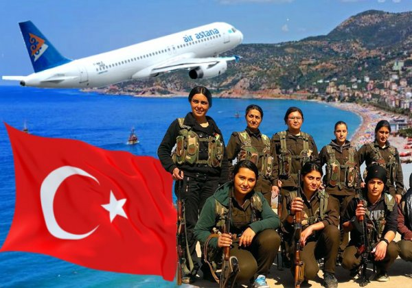 Курдские матери и террористки вышли «на тропу» войны против Турции – Китайские СМИ