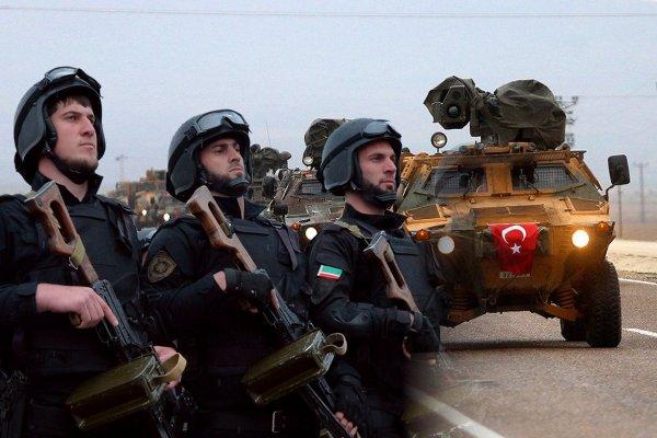 Чеченский спецназ с лёгкостью отбил атаку войск НАТО
