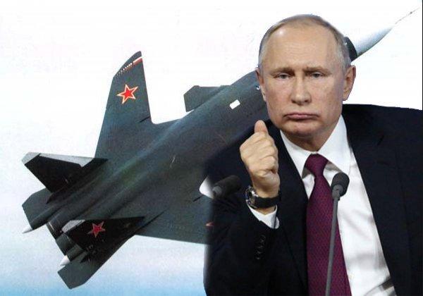 «Реанимированный Путиным истребитель Су-47 станет альтернативой F-35 для Турции»— СМИ США