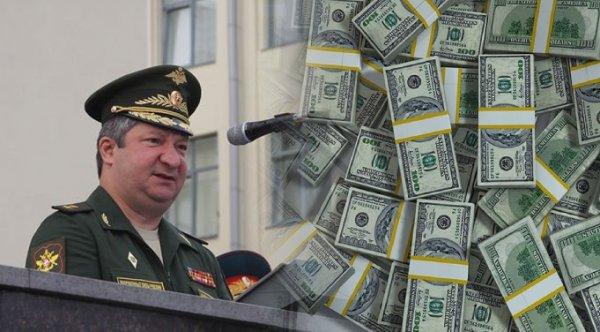 ВГенштабе тоже воруют. Генерал-полковника ГШобвиняют вкрупном мошенничестве