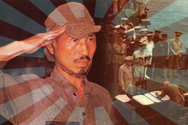 Последний самурай: Японский солдат продолжал воевать 29 лет после капитуляции Японии