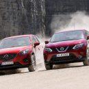 «Странная мода пошла»: Автолюбители отреагировали на обзор-сравнение Nissan Qashqai и Mazda CX-5