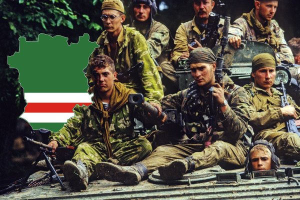 Как «Бешеная рота ГРУ» переломила ход Чеченской войны рассказали военные