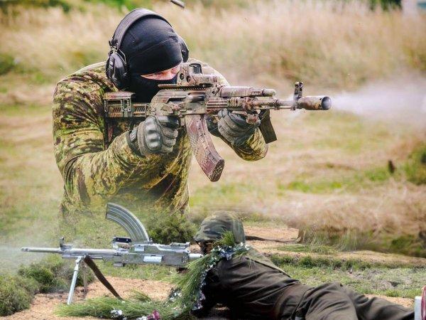 Хорошо забытое старое? Спецназ ЦСН ФСБ похвастался «бородатыми» оружейными «новинками»