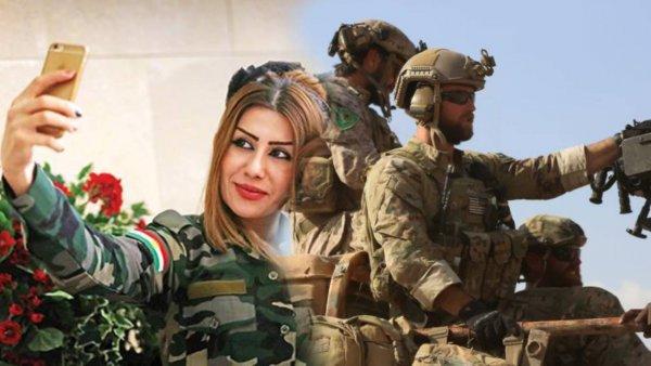 Спецназ США бежал из Сирии, выдавая себя за курдских женщин