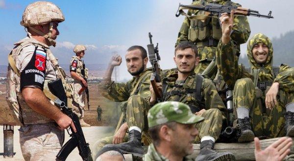 Чеченский спецназ вСирии маскируют под военную полицию— расследование