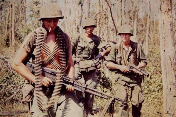 Пять вещей накоторые «неспособен» русский спецназ, ноделал американский