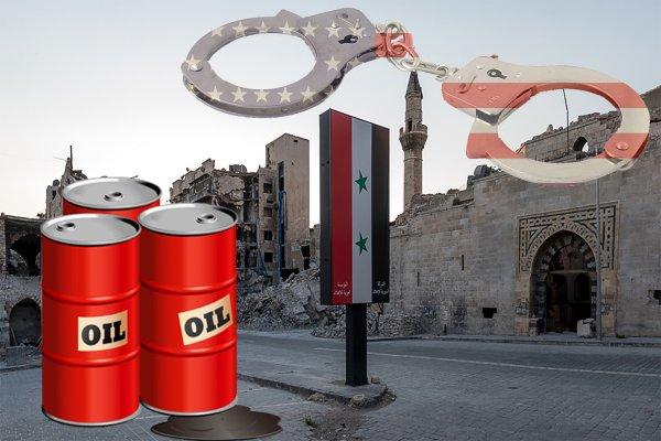 Контрабанда нефти США из Сирии позволит ВП России арестовать войска Америки