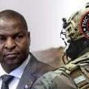 Миф о нахождении ЧВК «Вагнера» в Африке развеял президент ЦАР