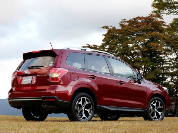 Любители оффроуда о способностях Subaru Forester: «Бешеная табуретка!»