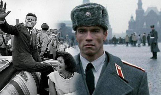 Из России с любовью. Президента Кеннеди «завалил» агент ГРУ
