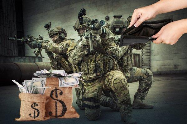 «Наша цена — вам не по карману...»: Главная ошибка пойти в спецназ «Альфа» — желание заработать
