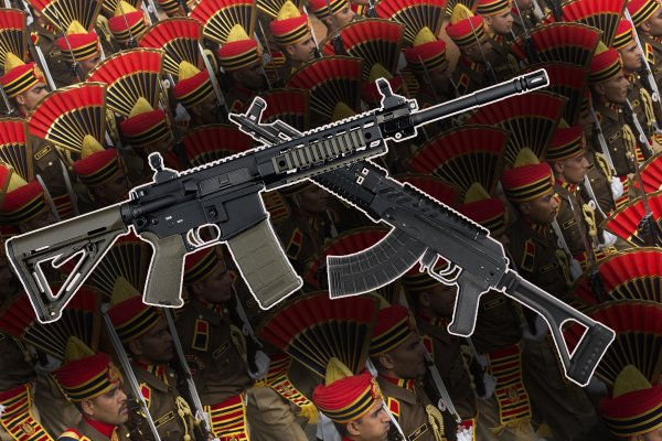 «АК-203 проиграет немецкому SIG Sauer «индийский фронт» — СМИ