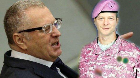 «Голубая гвардия, розовые береты» — Политику Жириновского на месте Шойгу описали в сети