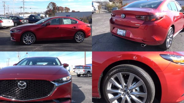 Стоит ли Mazda 3 своих денег? Обозреватель провёл тест драйв «самого красивого» седана 2020