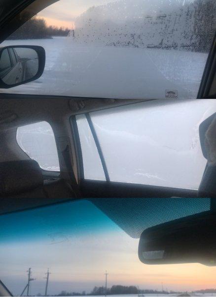 «Болезнь всех больших машин»: Что делать с промерзающими стеклами на Toyota Land Cruiser Prado – сеть