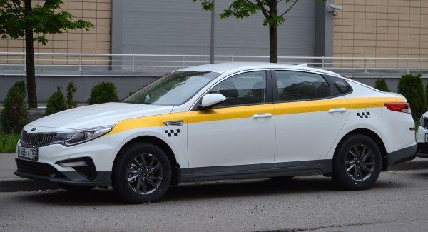 То, что надо для московского такси? Заработок на KIA Optima по «Комфорт+»