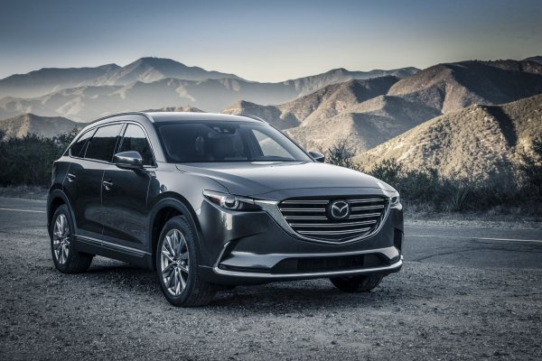 Рестайлинг Mazda CX-9 — стало лучше?