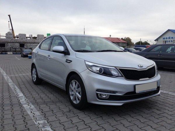 Renault Logan против Kia Rio 2016: битва бюджетных седанов