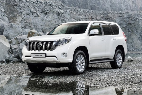 Выбираем 3-летний Toyota Land Cruiser Prado 150: Как не нарваться на автохлам?