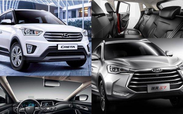 Российский рынок окитаился! Компания JAC познала «искусство войны» и намерена «уничтожить» Hyundai Creta и Haval H9