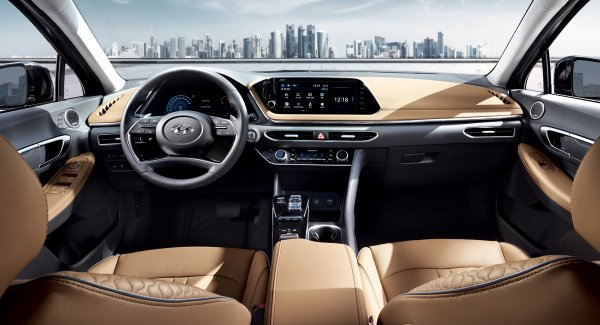 «Дизайн как у рыбы, двигатель древний, цена высокая»: Новый Hyundai Sonata 2019 не «зашёл» автолюбителям