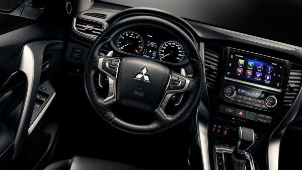 Невероятный красавчик! Налажено производство внедорожника Mitsubishi Pajero Sport 2020