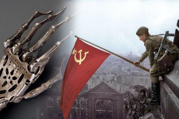 Десантники-киборги. Ученый обнаружил останки советских солдат с титановыми костями