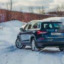 На зиму – не чиповать! Как «прошитый» Skoda Kodiaq ведёт себя в морозную погоду