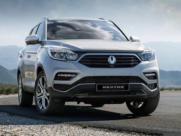 Haval, Nissan и KIA отходят в сторонку: Внедорожник SsangYong Rexton 2020 удивляет своим функционалом