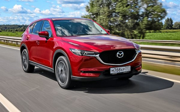 Что происходит с Mazda CX-5 после 100 000 км пробега и за сколько её можно продать?