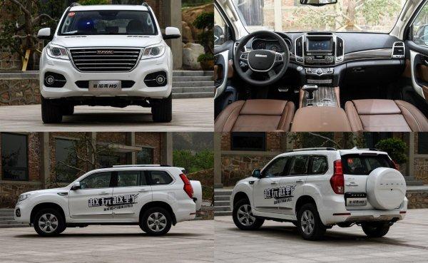 Машина для бедных или умных? Можно ли рассматривать Haval H9 как альтернативу Toyota Land Cruiser 200