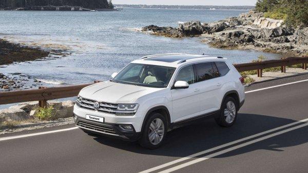 Подвеска – идеал, в остальном – середнячок: Почему Volkswagen Teramont хуже Skoda Kodiaq и кому стоит купить большого «немца»?