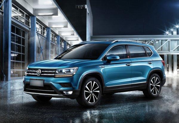 На SUV свет клином не сошёлся: «Младший брат» Volkswagen Tiguan провалится в России – люди хотят универсал!