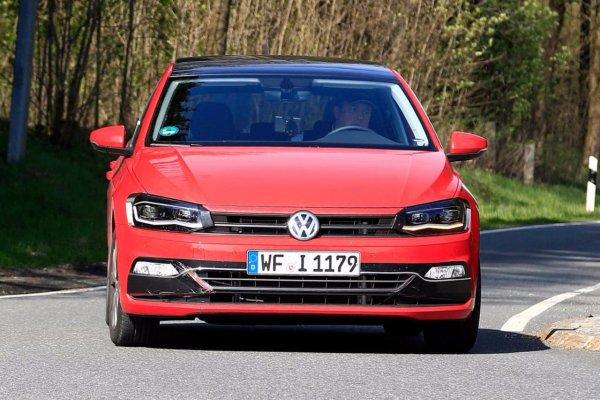 Конкуренты, спасайтесь, «папа дома»: Новый Volkswagen Polo был замечен в России. Чего ждать от новинки?