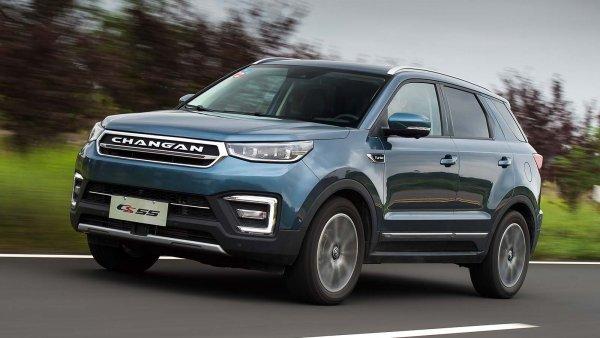Дешевле Hyundai Creta, а собран лучше Skoda Kodiaq: Changan CS55 – тот «китаец», который всех удивит