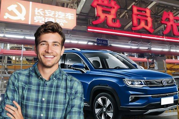 Китайцы — молодцы, не жадничают: «Топовый» Changan CS35 Plus за 1 млн угрожает конкурентам