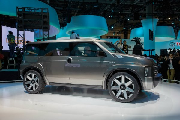 «В LADA 4x4 больше людей влезет»: Чем автомобилистам не понравился Toyota TJ Cruiser - японская новинка