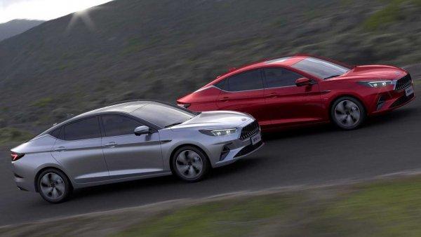 Китайцы выходят на новый уровень с JAC A5: Цена ниже, чем у KIA, качество как у VW