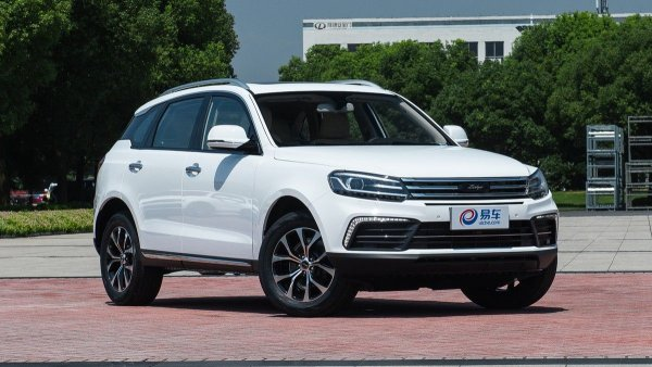 Китайский «Терминатор» дал «Крете» по «щщам»: Zotye T600 – покупаем на «вторичке» за 600!