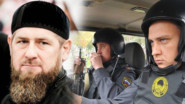 Сколько Росгвардия зарабатывает на охране Рамзана Кадырова?