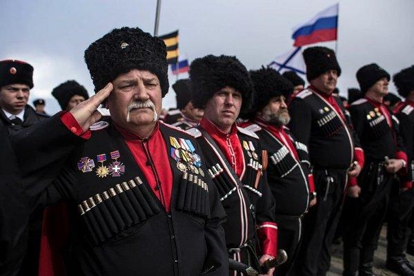 «Казаков вплен небрать»: Зав Сербии ненавидят казаков?