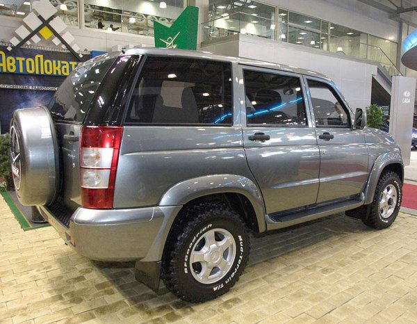Всё новое – хорошо забытое старое: УАЗ мог ещё в 2006 году выпустить «Русский Прадо», но что-то пошло не так