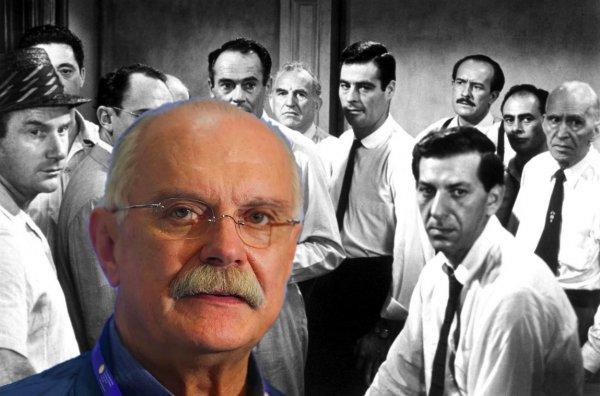 12 разгневанных мужчин... Психологический фильм, который тронул даже Михалкова