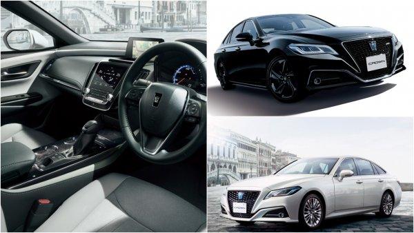 Японцам самое интересное? Toyota Crown получит новые спецверсии — симпатичнее «Камри»