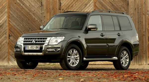 Когда «Прадо» уже не надо: Почему стоит присмотреться к Mitsubishi Pajero IV