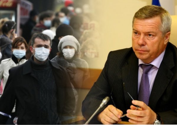 Ростовских чиновников накажут за отсутствие масок