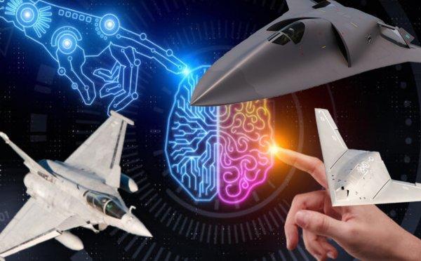 Страны ЕС проектируют новые истребители с искусственным интеллектом