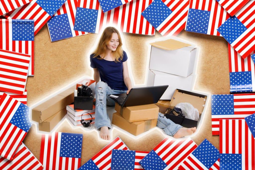 товары из США